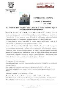 conferenza stampa Verziano tela1