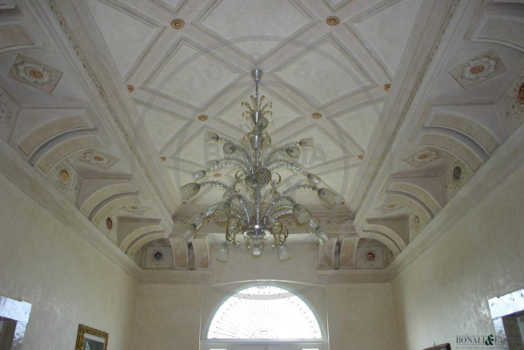 Palazzo Savoldo, salone
