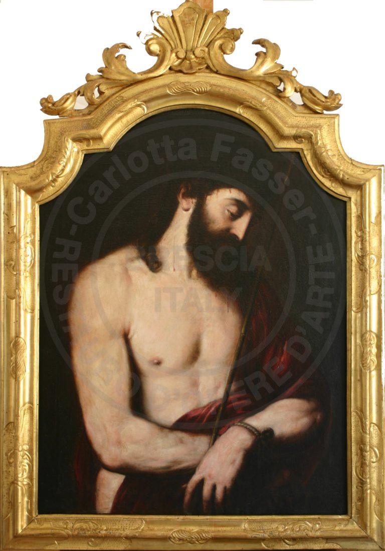 Il dipinto dopo l'intervento d restauro