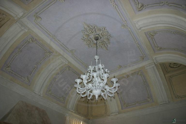 Il Savoldo, sala da pranzo, dopo il restauro