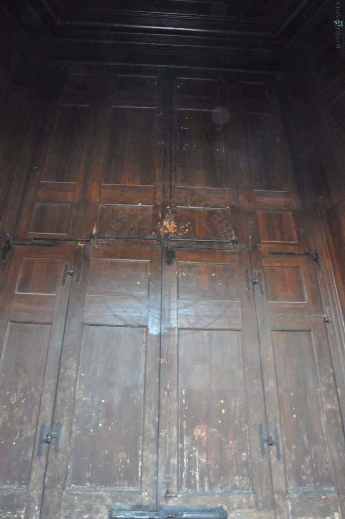 Totale esterno prima del restauro