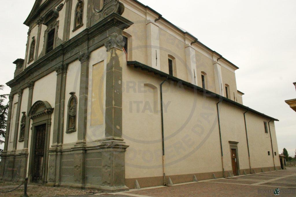 Santuario della Beata Vergine di Caravaggio, dopo il restauro